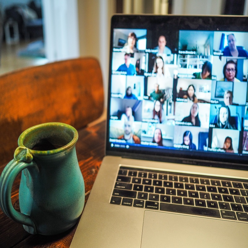 Hosting Virtual Book Clubs Via Zoom